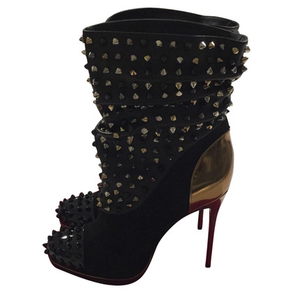 Christian Louboutin Ankle boots with studs