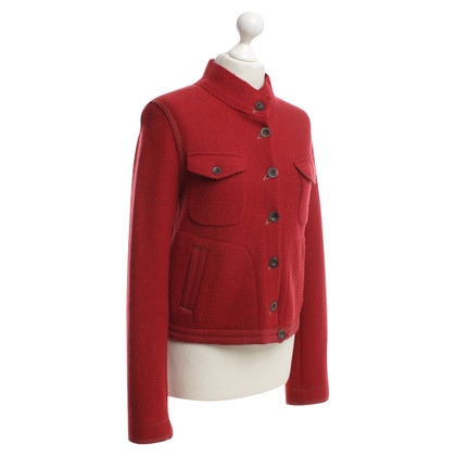Marithé et Francois Girbaud Short jacket made of wool