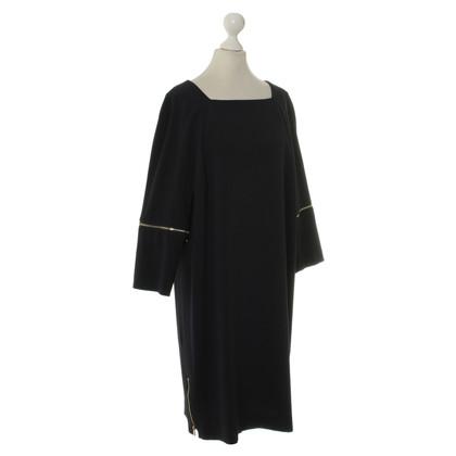 Laurèl Dress in dark blue