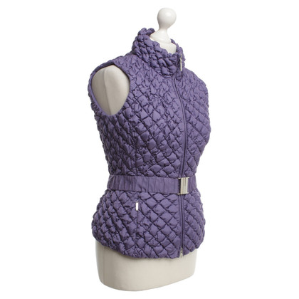 Escada Vest in purple