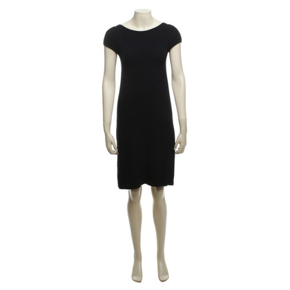 Marc Cain Jersey dress in Navy