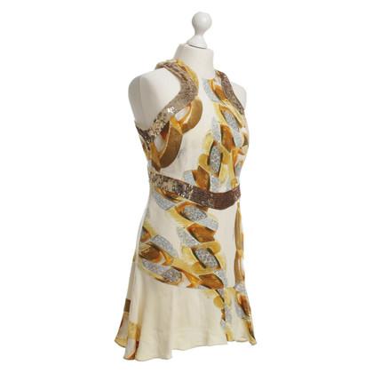 Roberto Cavalli Print jurk