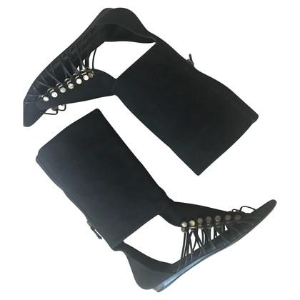 Balmain Sandalen met schacht