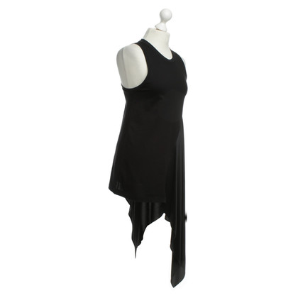 Sport Max Top in black