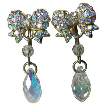 Anna Sui ear clips