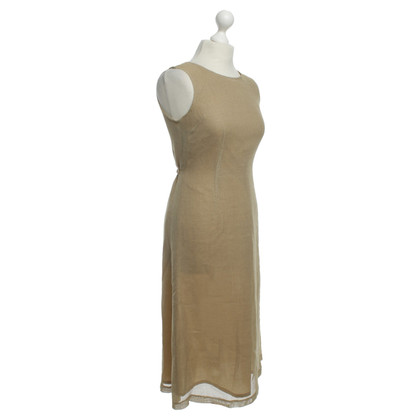 Drykorn Dress in ochre