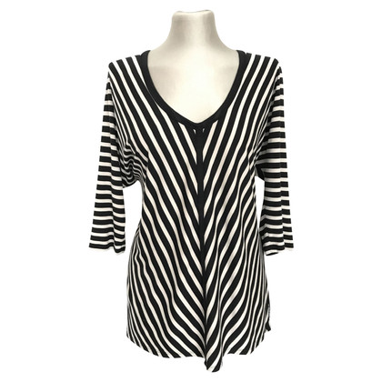 Marc Cain Striped tunic / sweater