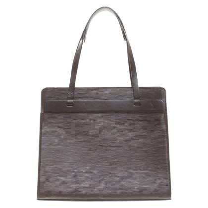 Louis Vuitton Handbag made of epileather