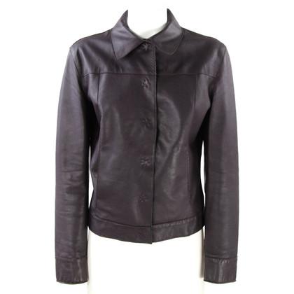 Dolce & Gabbana Dolce & Gabbana Leren jacket