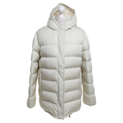 Prada Winterjacke in cream