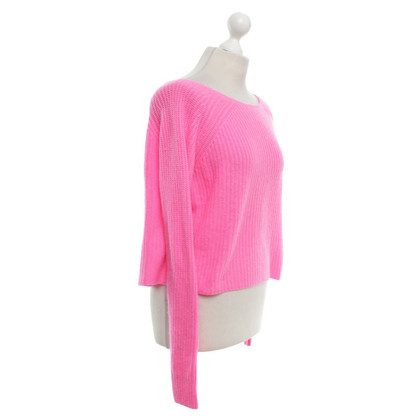 Other Designer 360 Sweater Cashmere Sweater in Pink