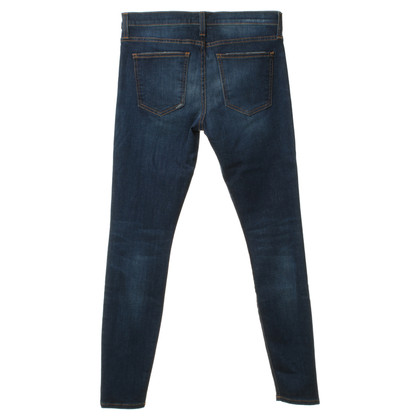 Current Elliott Jeans blu scuro