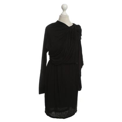 Lanvin Kleid in Schwarz