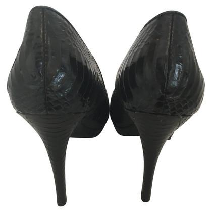 Ralph Lauren zwart pumps