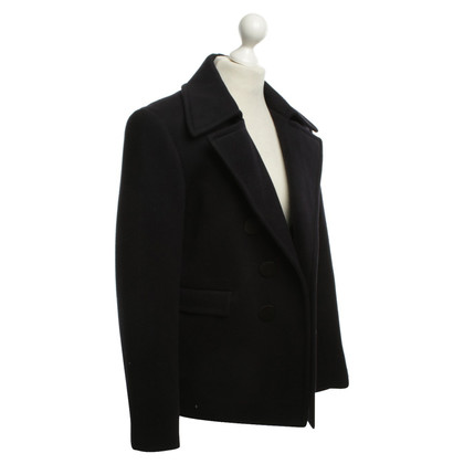 Céline giacca di lana in blu