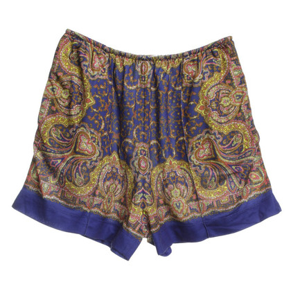 Carven Shorts with pattern