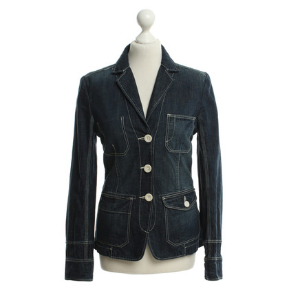 Closed Jeansblazer in blue