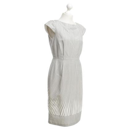 Max Mara jurk Stripe