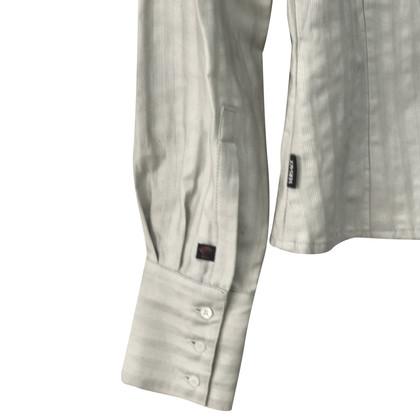 Versace Camicia con ricamo