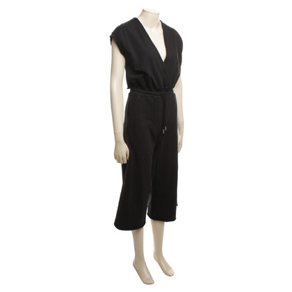 Alexander Wang Jumpsuit in Schwarz