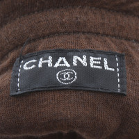 Chanel Fur gloves in Brown