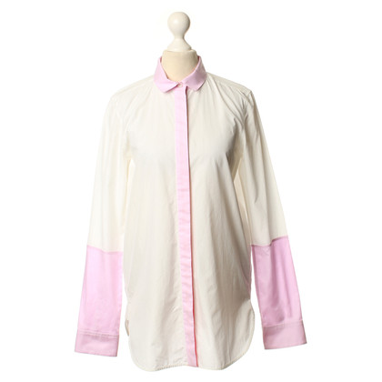 Céline Blouse in bicolor
