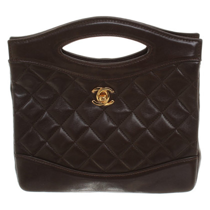 Chanel Handbag with rhombus quilting
