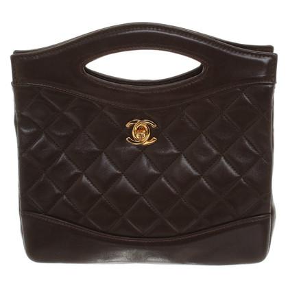 Chanel Handtasche mit Rauten-Steppung