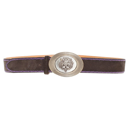 Reptile's House riem Suede