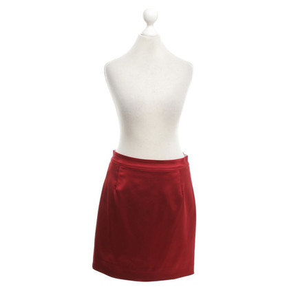 Dolce & Gabbana skirt in red