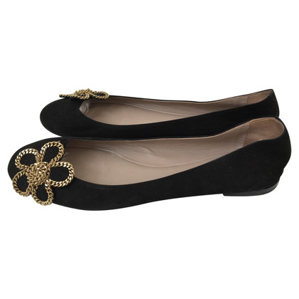 Chloé Ballerinas with decorative trimmings