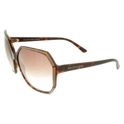 Balenciaga Sunglasses in brown