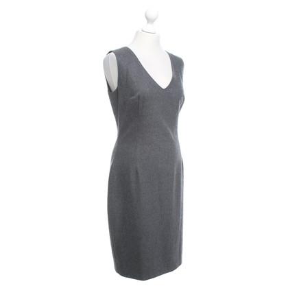 Joseph Wollen jurk in grijs