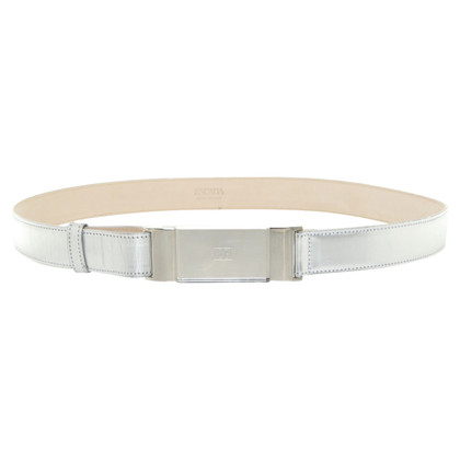 Escada Silver-colored belt
