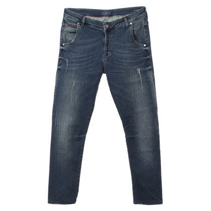 Bogner Jeans im Used-look