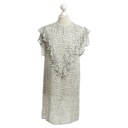 Hoss Intropia Dress with dot pattern