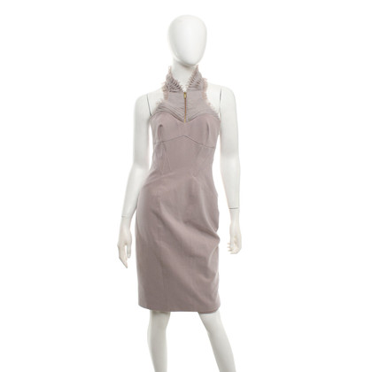 Karen Millen Dress in Taupe