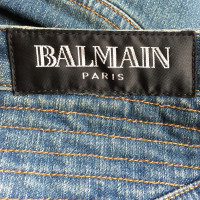 Balmain BIKER JEANS BALMAIN T.36