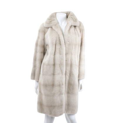 Fendi mink coat
