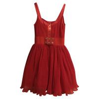 Manoush Prom Dress rosso
