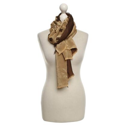 Louis Vuitton Multicolore Sciarpa misto seta