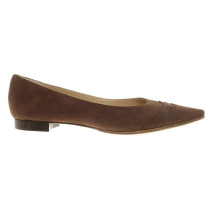 Unützer Ballerinas in brown