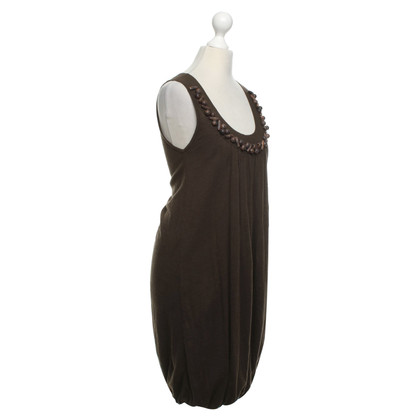 Hugo Boss Dress in dark brown