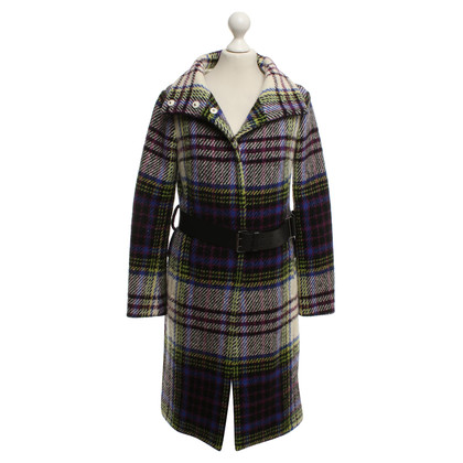 Burberry Coat with check pattern