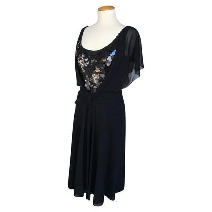 Laurèl Kleid aus Seide