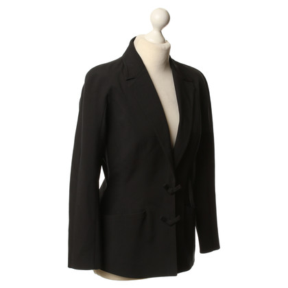 Mugler Blazer in black