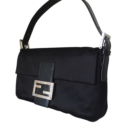 Fendi Avond tas van zwart