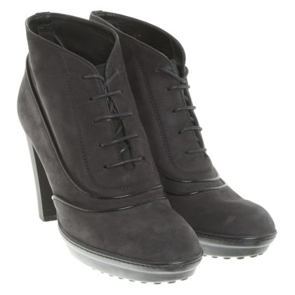 Tod's Bottines en daim