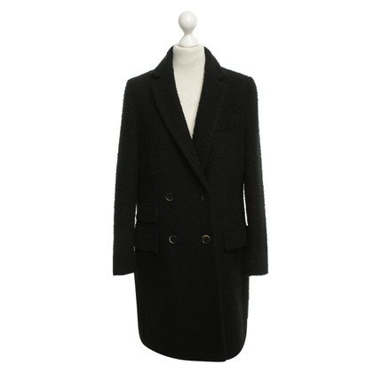 MSGM Coat in zwart