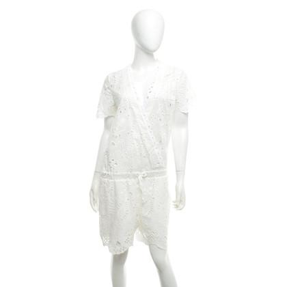 Valerie Khalfon  Jumpsuit in het wit